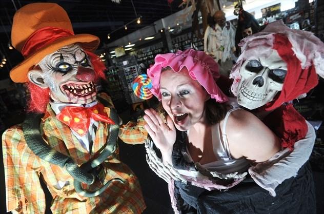 Halloween in Peel