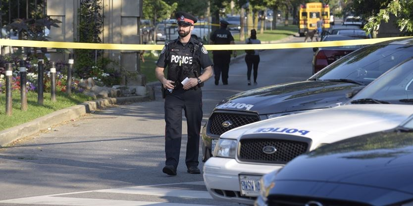 Two men killed in separate overnight shootings in Toronto